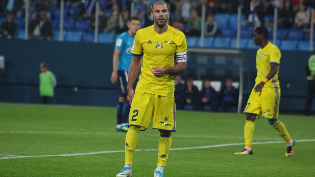 Началась продажа билетов нафутбольный матч «Ростов»