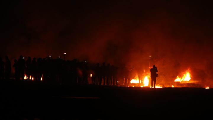 Израиль совершил воздушную атаку на окрестности Дамаска, есть жертвы – СМИ