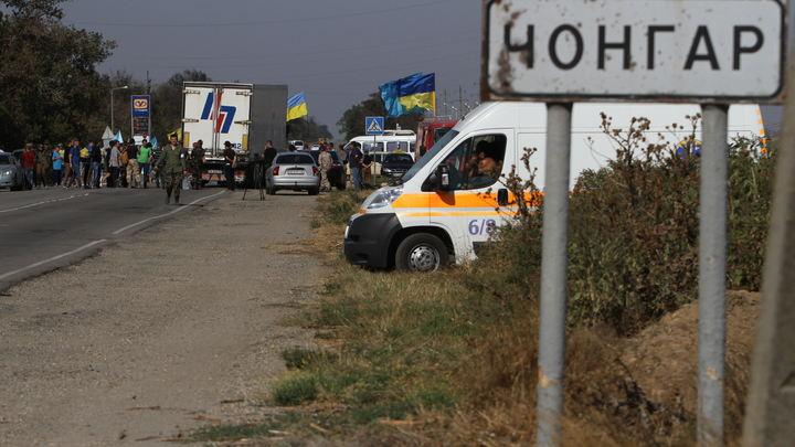Списывают свою недееспособность: В Крыму прокомментировали утрату Киевом контроля у границ Крыма