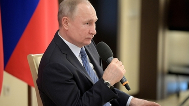 Перед встречей с губернаторами: Путин готовится к новому телеобращению?