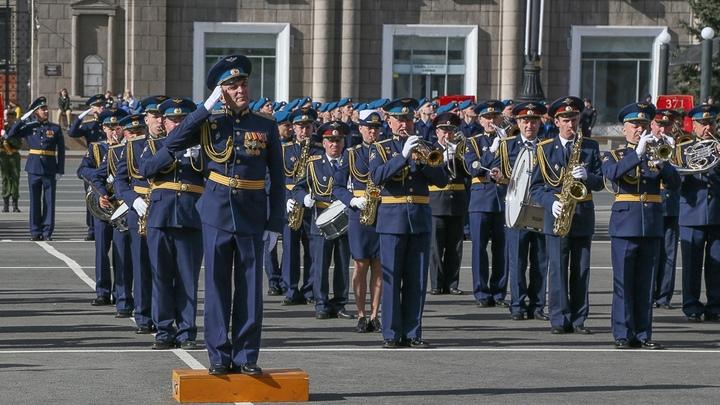 Парад Победы 9 мая 2021 года в Челябинске: онлайн-трансляция