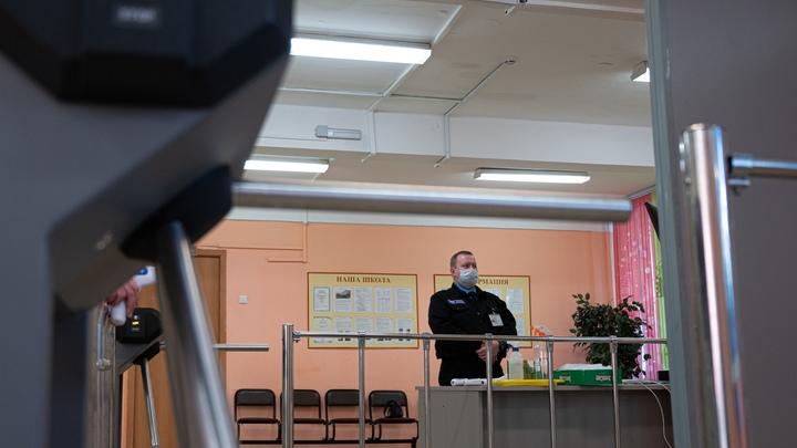 Турникеты и охраны: школы и детсады Фрунзенского района Петербурга стали безопаснее