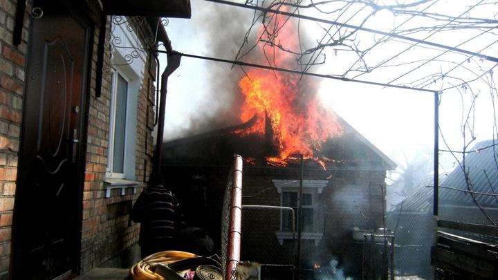 В Ростове-на-Дону за день в пожаре погибли два человека