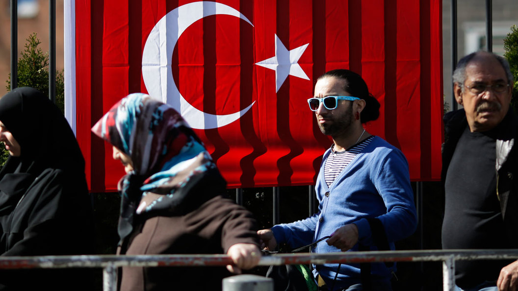 Правда ли что у турков больше член