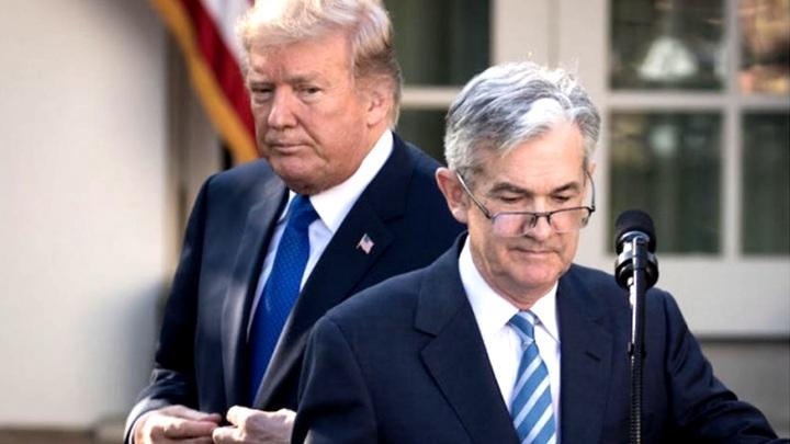 Трамп против ФРС: «Кеннеди для бедных» замахнулся на денежно-кредитное регулирование