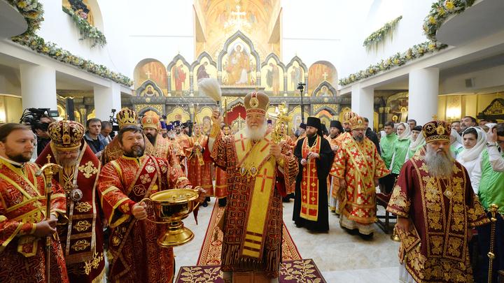 «Не ищите кошку в пустой комнате»: Пресс-служба Патриарха Кирилла опровергла разрыв отношений с Константинополем