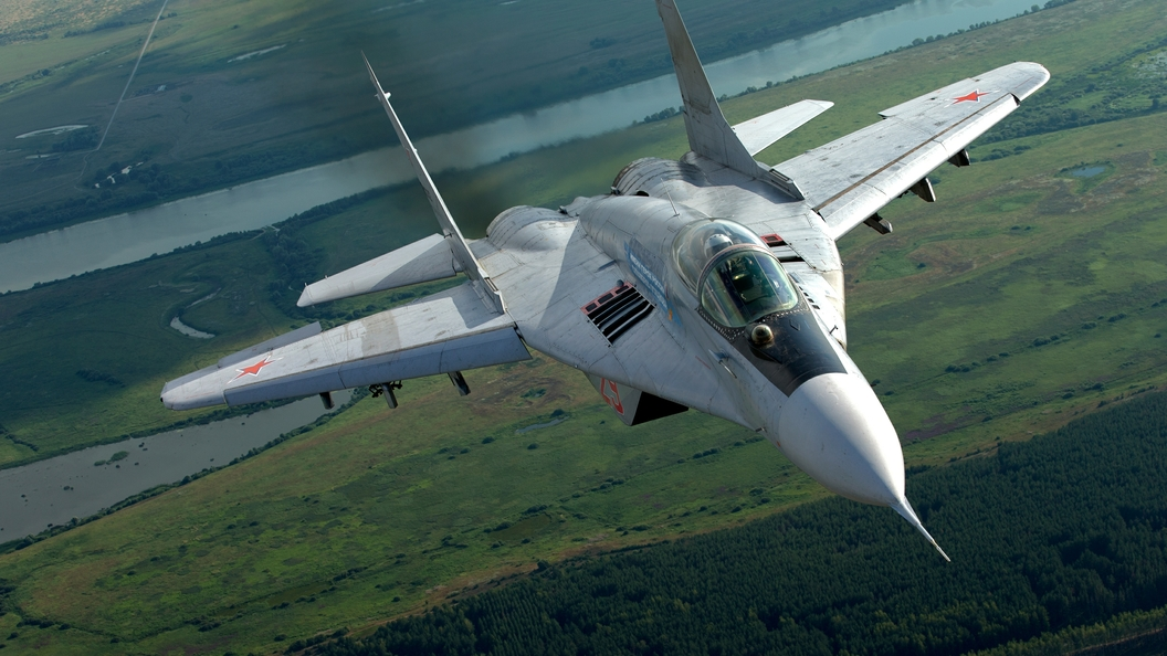 Россия поставит в Сербию шесть истребителей МиГ-29
