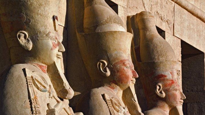 Египетские боги на самом деле родом из Воронежа, объявил канал «Культура»