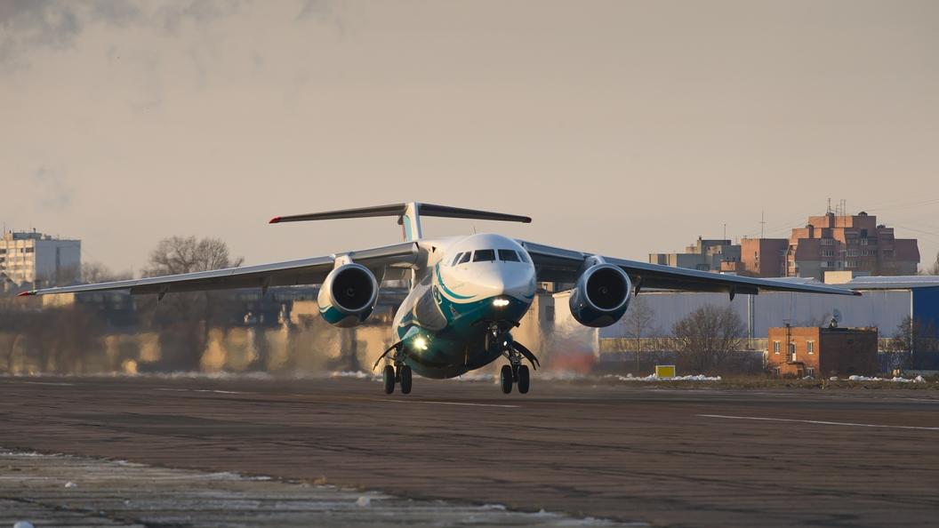 Пилоты Ан-148 ругались вовремя падения самолета