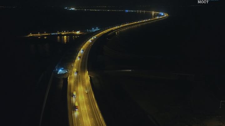 Время впути отКраснодара доКрымского моста сократится практически начас