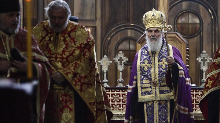 Мы их не знаем и не будем знать: Сербский Патриарх об украинских раскольниках