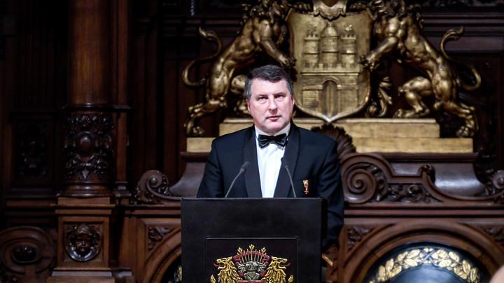 Президент Латвии обвинил Россию в подготовке нападения
