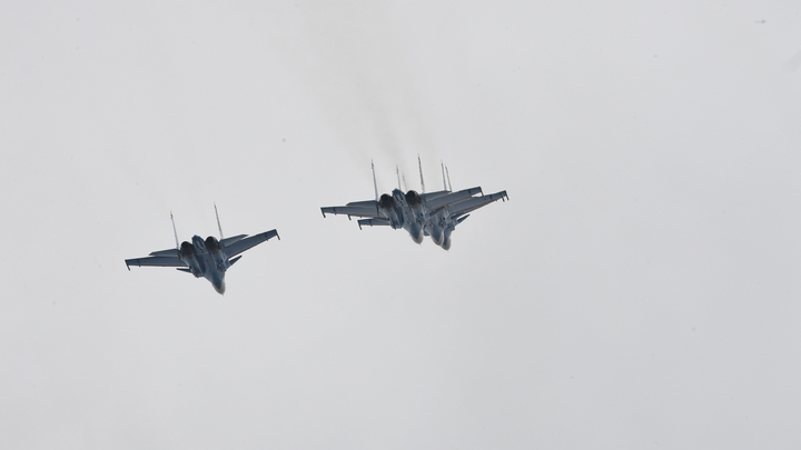 Британские истребители поднялись по тревоге из-за Ту-22