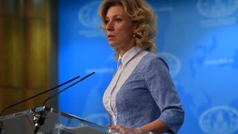 Американские правозащитники всеми силами увиливают от разговора с Марией Захаровой