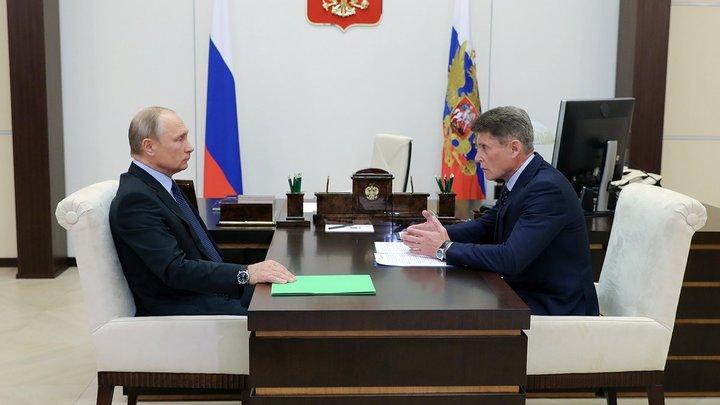 Кожемяко объяснил, почему нужно превратить Владивосток в центр Дальнего Востока