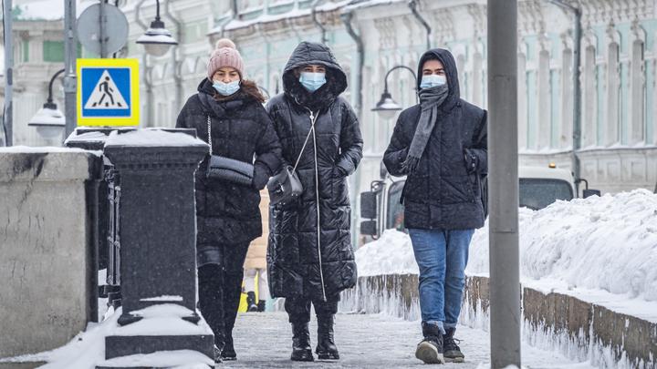 Коронавирус входит в новую фазу: В День защитника Отечества зафиксирован зимний рекорд