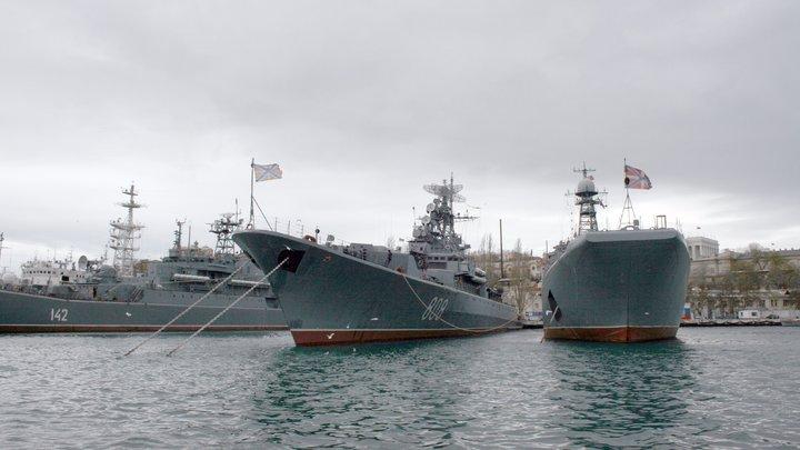 Киев кусает локти: Российские войска в Крыму властвуют над Черным морем