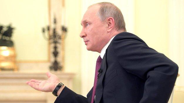 Путин хвастается, но нам всё равно страшно: Интервью русского президента - бомба для Запада