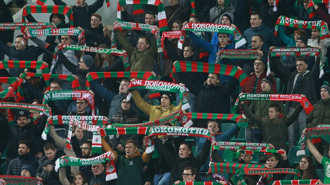 Локомотив надеется, что Эдер усилит клуб