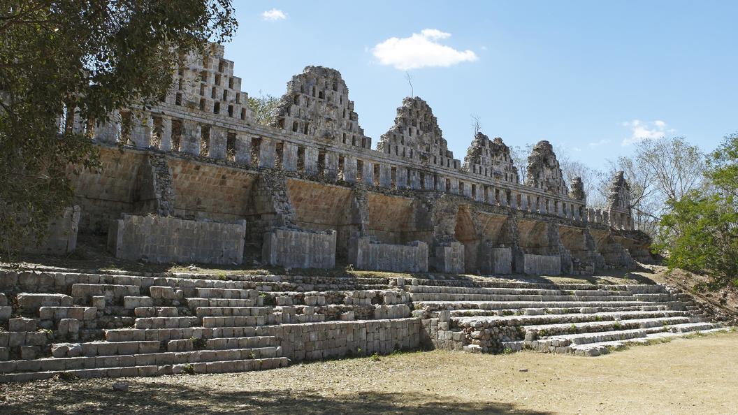 Насевере Гватемалы археологи обнаружили около 60 тыс. строений цивилизации майя