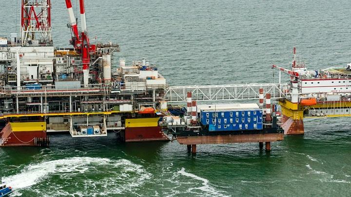 Морская разведка обвинила русский Витязь в перекачке нефти для КНДР