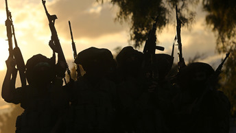 Из сектора Газа полетели ракеты в сторону Израиля