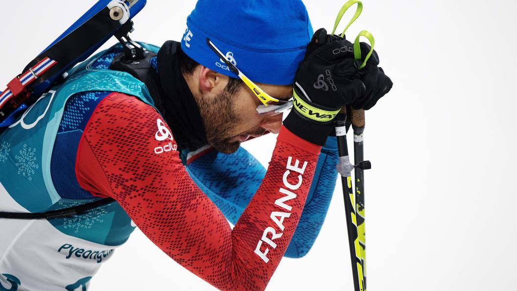 Йоханнес Бёстал олимпийским чемпионом в особой гонке побиатлону наОИ