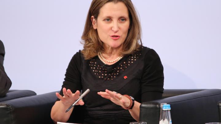 «Красная линия» для быка: Канада недовольна политикой России