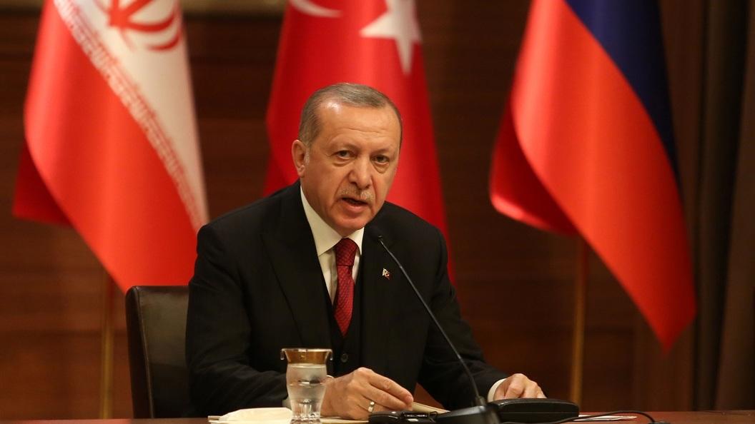 Турция поддержала авиаудары США в ущерб дружбе с Россией и Ираном