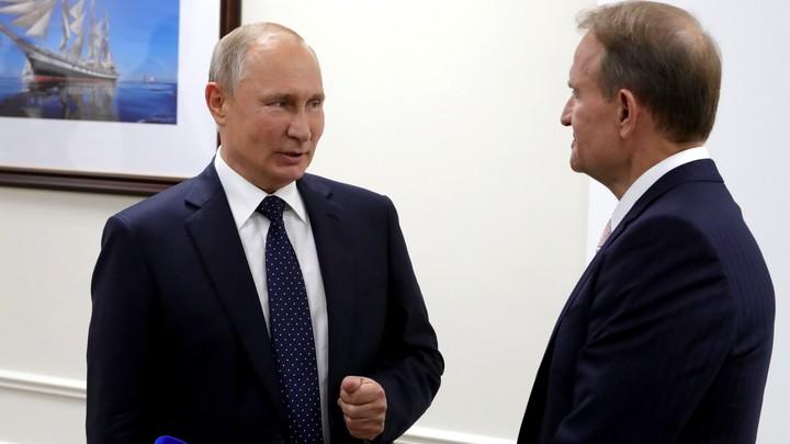 Нормандский формат переговоров по Донбассу может измениться: Путин и Медведчук обсудили варианты