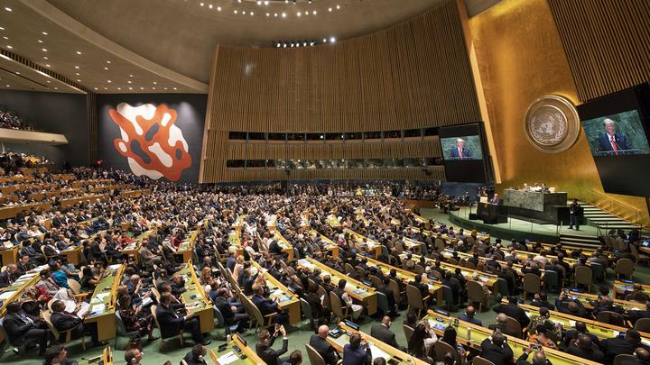 Кто не поддержал провокацию США в ООН? Венесуэлуна Генассамблее попытались сбить с ног