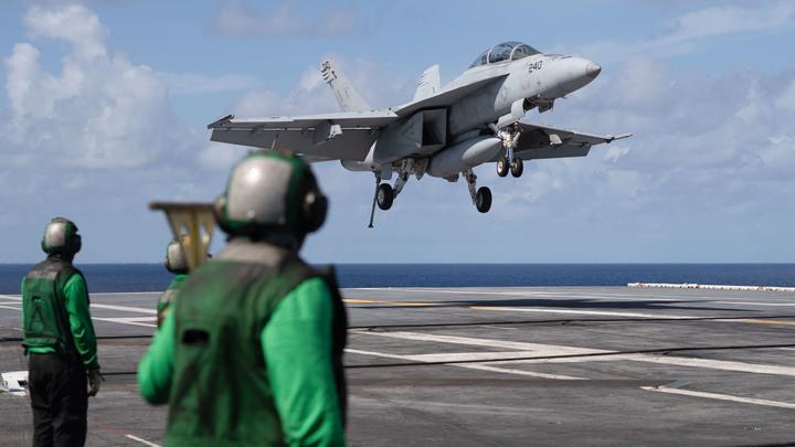Пилоты ВВС США прямо в небе делали селфи под наркотиками и угробили шесть человек в авиакатастрофе -Corriere