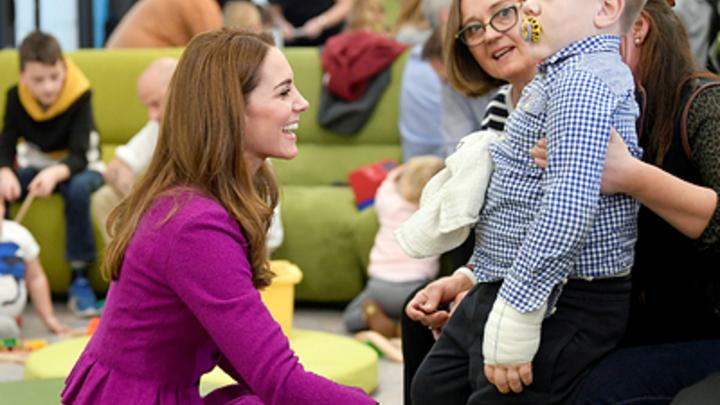 Бабушкиными методами: Кейт Миддлтон дала личные советы по воспитанию детей