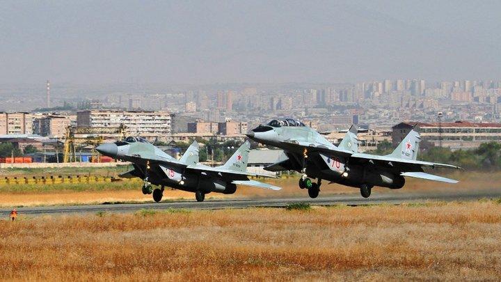 В Жуковском совершил аварийную посадку МиГ-29