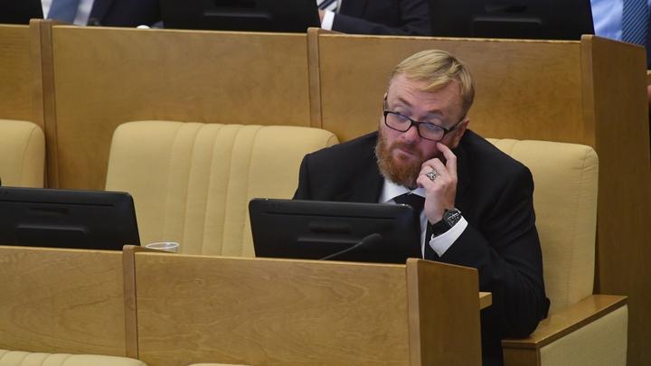 Им не на что бухать: Милонов резко раскритиковал планы правительства сократить новогодние каникулы