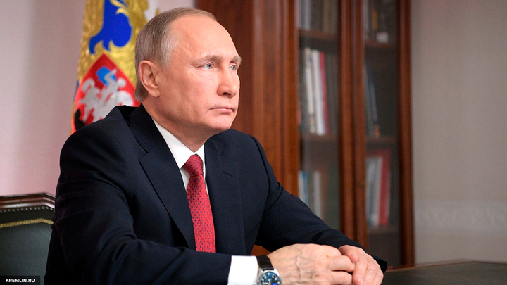 Путин ответил на вопрос о своем участии в выборах 2018 года