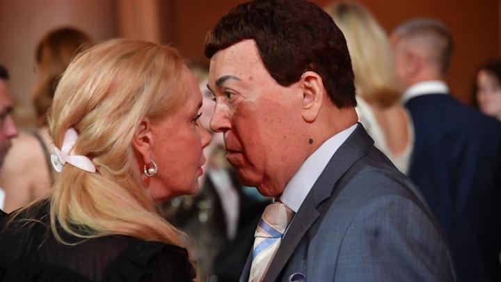 Вдова Кобзона рассказала, кто оплатил похороны и сделал её состоятельной женщиной