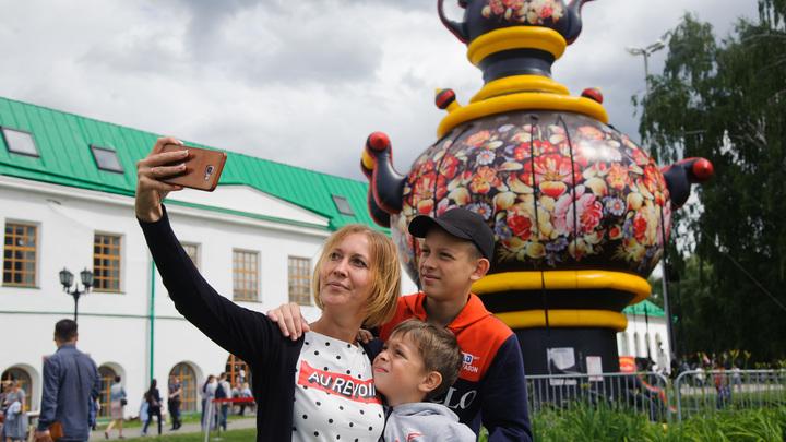 Возрождая традиции Иосифо-Волоцкого монастыря: Под Волоколамском устраивают семейный фестиваль Плодовый день