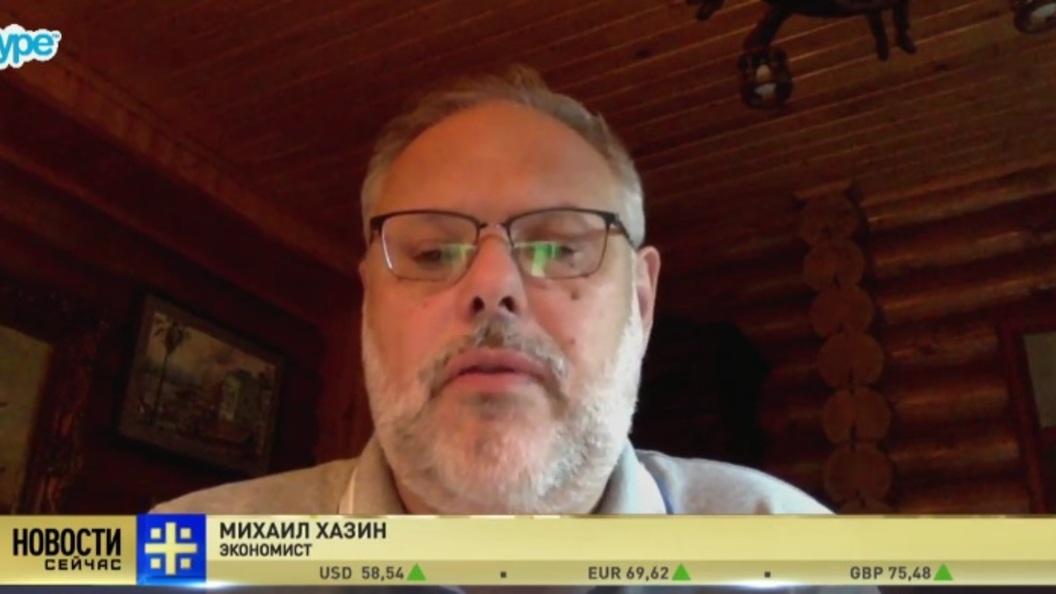Михаил Хазин: Сорос - сторонник идеи насильственного насаждения демократии