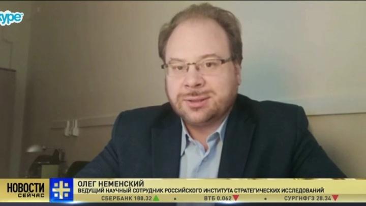 Олег Неменский: Киеву необходим действующий фронт в Донбассе