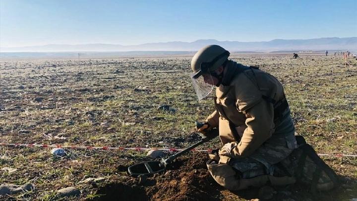 Бойцы спецподразделения Турции выдвинулись в Карабах