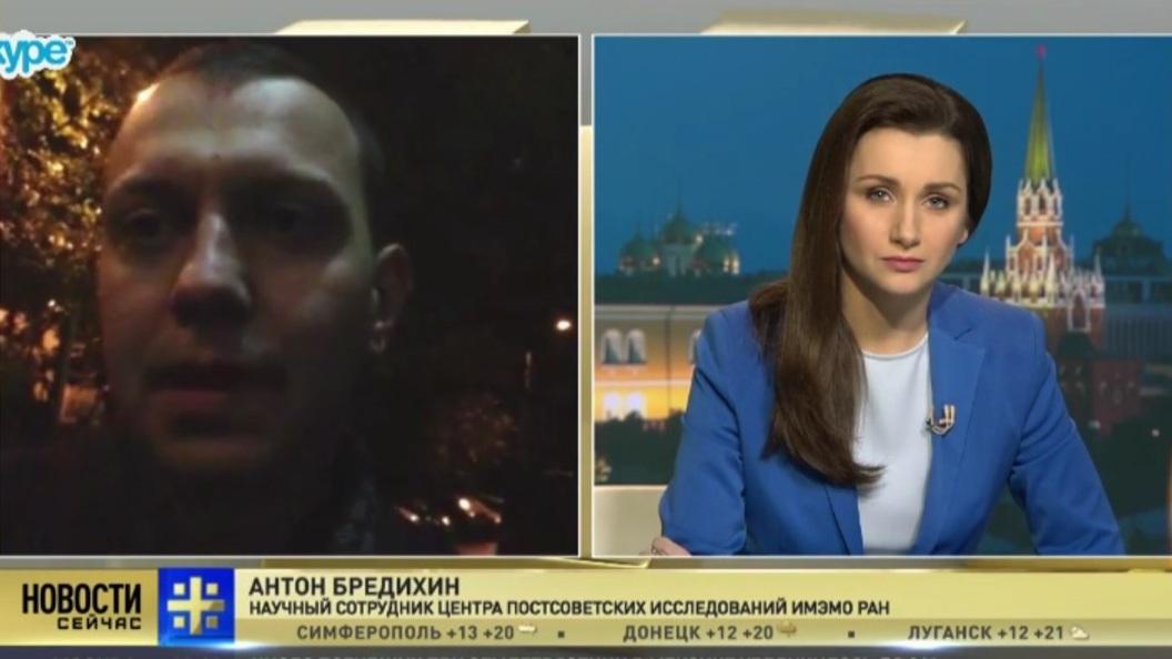 Антон Бредихин: Порошенко хочет росчерком пера похоронить будущее Донбасса