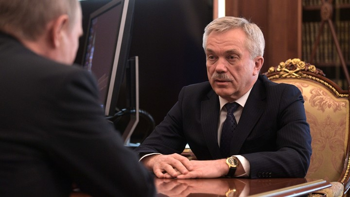 Глава Белгородской области стал почетным председателем регионального отделения Двуглавого орла