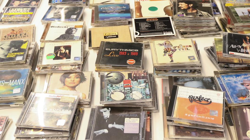 Объем продаж винила иCD в 2017 превысил цифровые загрузки музыки