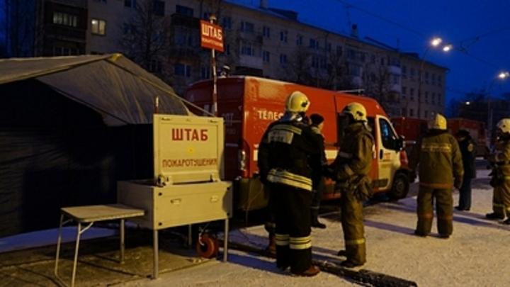 Оперативный штаб по Зимней вишне в Кемерове перенесли ради вернувшихся с каникул школьников