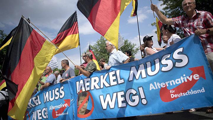Альтернативная власть в Германии уже на подходе