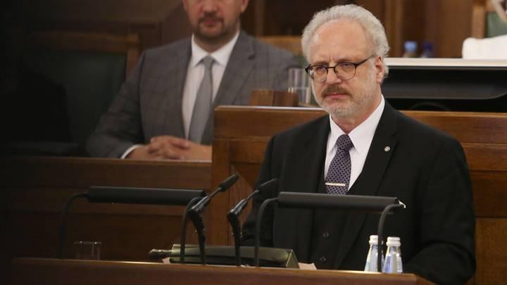 Следственный комитет России имеет основания для допроса президента Латвии в связи с делом о геноциде