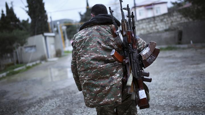 Кавказ ждет война?