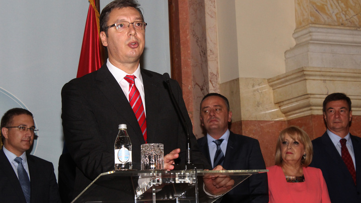Президент Сербии: Стране необходим Турецкий поток