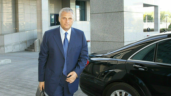 Lexus экс-губернатора Сахалинской области ушел с молотка за полцены